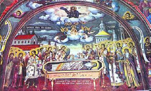Датата 18 август се превръща в историческа за всички българи и славна за българската история. На 18 август 946 година приключват земните дни на Свети...
