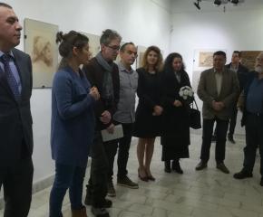 Откриха изложба, посветена на 110 години от рождението на художника Димитър Кавръков
