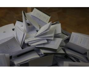 Откриха маркирани хартиени бюлетини в Харманлийско