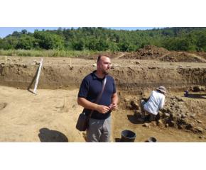 Откриха металургичен център от Първото българско царство