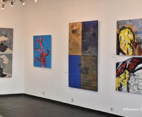 """Откриха Националната изложба за изобразително изкуство """"Сливен 2019"""""""