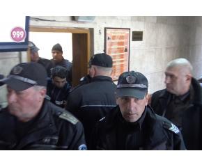 Отложиха делото за убийството на Кристин от с. Сотиря (видео)