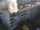Отново горя апартамент в Ямбол. Няма пострадали (видео)