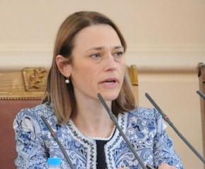 Отново избраха Ива Митева за председател на Народното събрание
