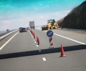 """Отново ограничения на магистрала """"Тракия"""""""