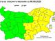Отново жълт код за вятър в Ямбол и остналата източна половина от страната