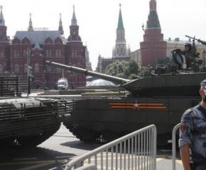 Парад на победата провеждат в Москва