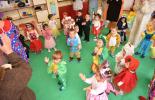 Парад на приказните герои в детска ясла №3 в Сливен
