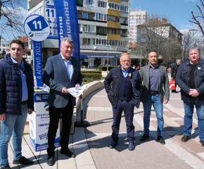 Парламентарни избори 2021: Има реален шанс ДБ да има свой депутат от Ямбол (ВИДЕО)