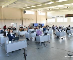 Парламентът в Сливен одобри изменението на общинския бюджет и разкриването на два нови центъра за подкрепа