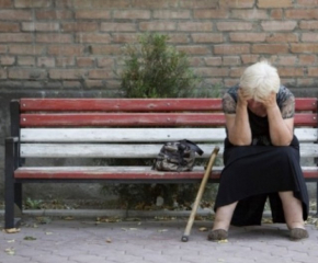 Пенсионерите без пари за празниците