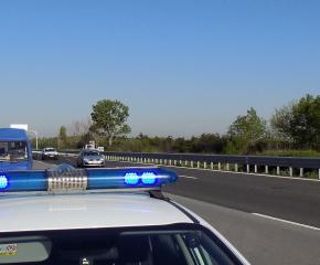 """Пешеходец загина на автомагистрала """"Тракия"""""""
