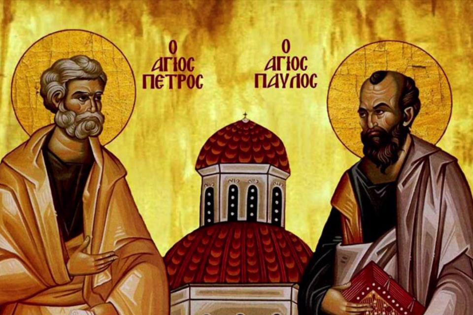 На 29 юни Българската православната църква почита паметта на Светите равноапостоли Петър и Павел. Рожденото име на Свети Петър е Шимон /Симон в гръцка...