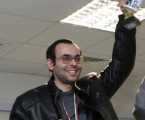 Петър Чираков е победител в градското първенство по блиц-шахмат в Ямбол