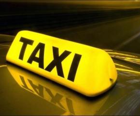 Пиян клиент задигнал такси, после предложил подкуп на полицаи