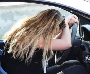 Пияна и дрогирана рани таксиметров шофьор