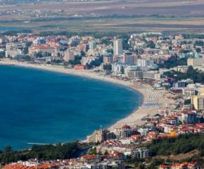 Плажовете в Слънчев бряг отварят днес