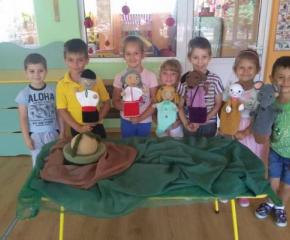 """Плетеният куклен театър """"Приказки с поука"""" продължава"""