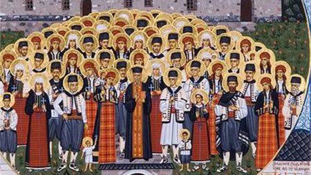 На 17 май Българската православна църква почита днес паметта на светите Баташки мъченици. Те са български православни новомъченици загинали мъченически...