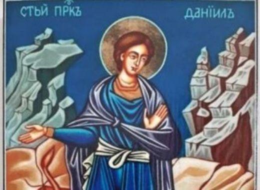 Днес, 17 декември, Православната църква почита Свети пророк Даниил - четвърти от големите старозаветни пророци (останалите трима са Исаия, Иеремия и Иезекиил). В...