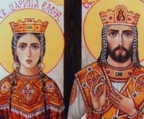 Повече от 1800 души са имениците в Ямбол на празника на Св. Св. Константин и Елена