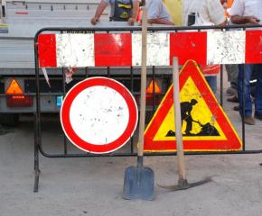 Подновиха ремонт на общински път в стралджанско