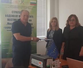 Подписани са договорите за още 2 проекта на община Болярово