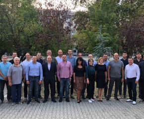 Покана за откриване на предизборна кампания на Валентин Ревански
