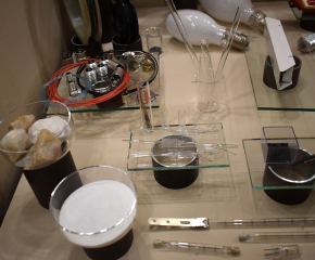 Показват изложба в Музея на текстилната индустрия