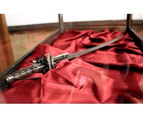 Показват сабята на Караджата в Етъра