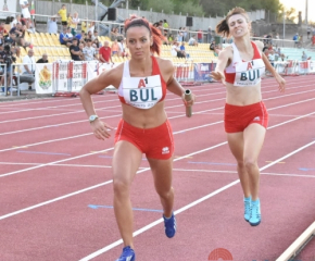 Полина Тодорова донесе сребърен медал от Балканиада