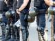 Полицейски протест и контрапротест се провеждат в София