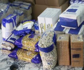 Полиция ще съдейства при раздаването на хранителните помощи от БЧК в Ямбол