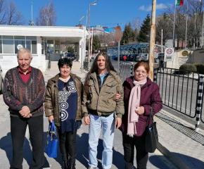 Помощ за Съюза на слепите в Панагюрище