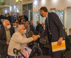 С поредица от събития Община Ямбол почете 120-годишнината от началото на организираното физкултурно движение в града (снимки)