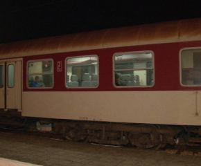 Поредна авария в локомотив. Влакът София - Варна престоя 175 минути на гара Търнак