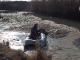 Поредно почистване на р. Тунджа след редица сигнали и бърза реакция на общината (видео)