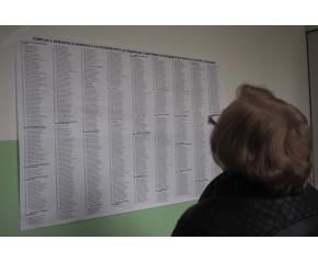Последен ден за заявка за гласуване с подвижна урна