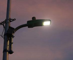 Поставят нови лампи на кръстовище в Сливен