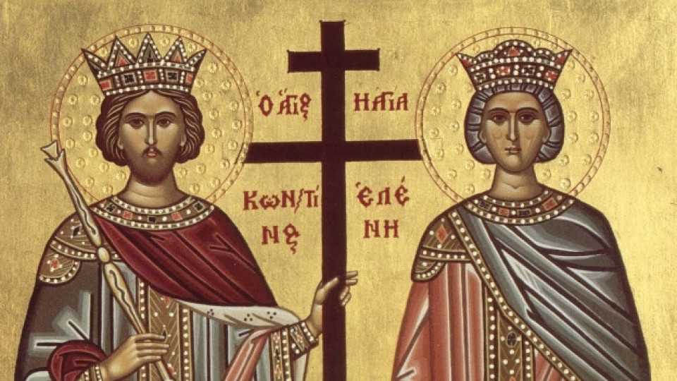 На 21 май църквата почита Светите равноапостоли Константин и Елена. На този ден в Странджа се състоят огнените танци на нестинарите. Император Константин...