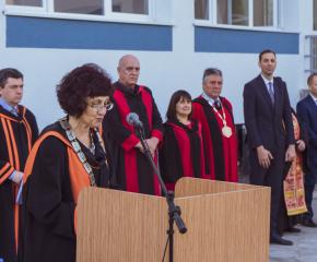 Поздравление на кмета на Община Ямбол Валентин Ревански по повод 8 декември