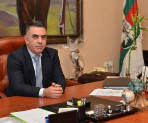 Поздравление на сливенския кмет Стефан Радев по повод Деня на Съединението