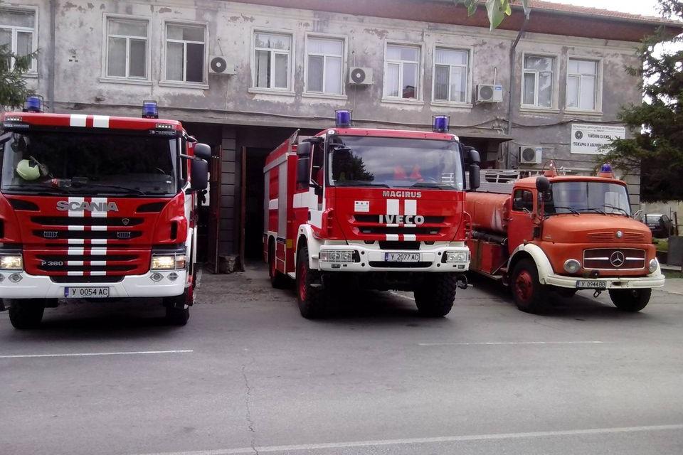 На 22 февруари малко след 16:00 часа е получен сигнал за пожар в пристройка на къща в Курткая край Ямбол. Към мястото на инцидента са изпратени екипи на...