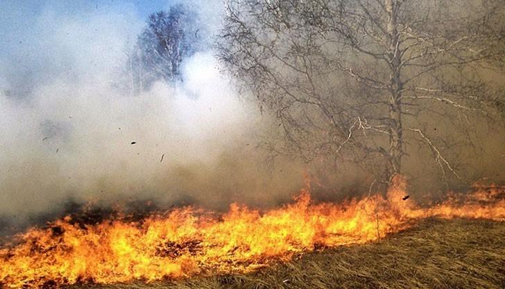 """През изминалото денонощие дежурните екипи на РД""""ПБЗН"""" са се отзовали на 6 сигнала за възникнали пожари. В пет от случаите са горели сухи треви и отпадъци..."""
