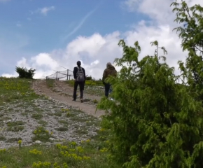 """ПП """"Сините камъни"""" в Деня на околната среда (видео)"""