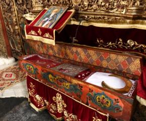 Православната църква отбелязва Успение на свети Йоан Рилски