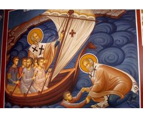 Православната църква почита паметта на Свети Николай Мирликийски Чудотворец (ВИДЕО)