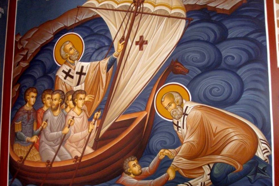 Православната църква почита днес паметта на Свети Николай Мирликийски Чудотворец.Архиерейска литургия за Никулден ще отслужи Белоградчишкият епископ Поликарп,...