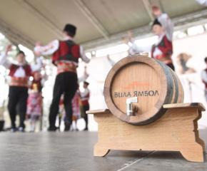 """Празник на виното в Ямбол в навечерието на """"Кукерландия"""" 2020"""