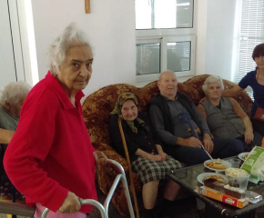 Празник в Защитеното жилище в Болярово
